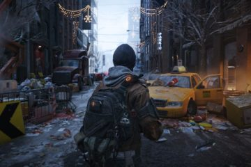 The Division beta key available through Humble Bundle