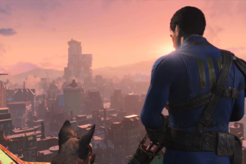 Fallout 4 heading to Xbox One, PS4 & PC on November 10