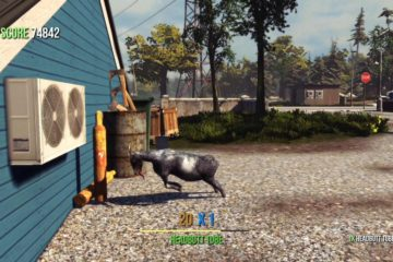 Goat Simulator heading to PS3 and PS4 in August
