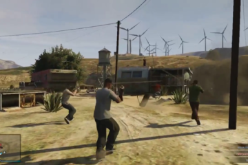 GTA 5 poor PC performance down to Mod protection?