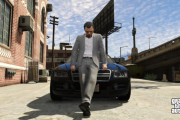 Grand Theft Auto V Has Sold Six Million Copies in the UK Since 2013