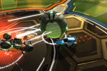 Rocket League blasting its way onto Xbox One in February