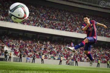 Jordan Henderson to feature alongside Messi on FIFA 16 Cover