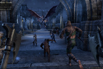 The Elder Scrolls Online: Imperial City DLC Launch Details Revealed