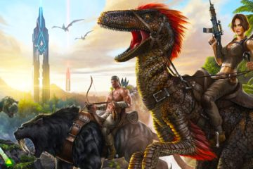 Ark: Survival Evolved Hits PS4 This Week