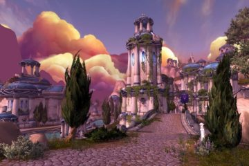 World of Warcraft: Legion is WOW's latest expansion