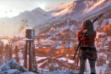 Rise of the Tomb Raider's story is 15-20 hours long