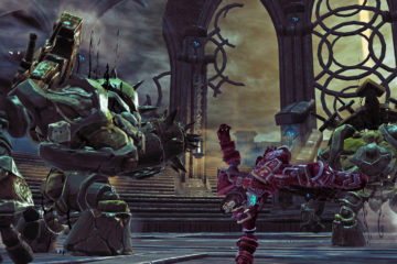 Darksiders 2 gets PS4 and Xbox One Release Date