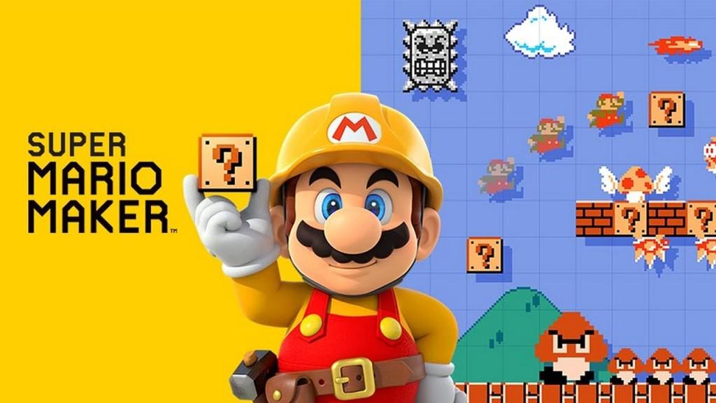 Super Mario Makewr
