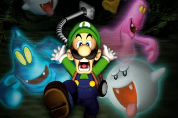 Have you Played…Luigi's Mansion?