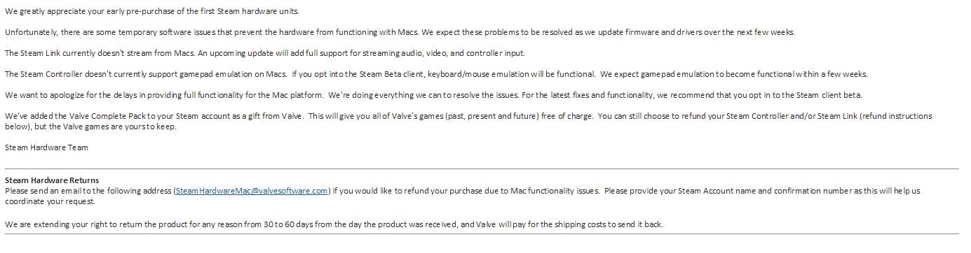 valve email