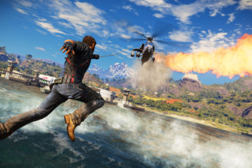 Just Cause 2's multiplayer mod is getting a brand-new update