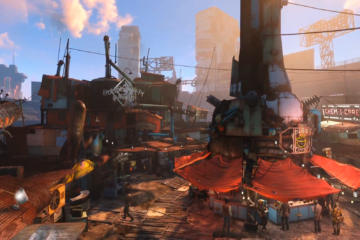 A proper survival mode is coming to Fallout 4