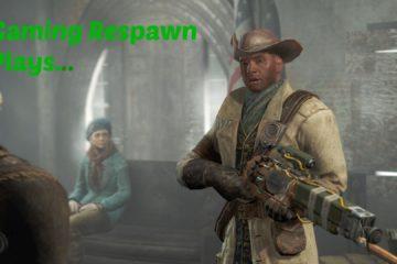 November 23: Gaming Respawn Plays