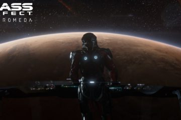 Mass Effect: Andromeda Will Release in Early 2017
