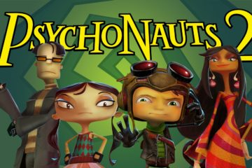 Psychonauts 2 Announced at The Game Awards 2015