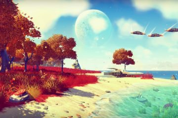 An Early Copy of No Man's Sky Has Been Bought on Ebay for $2,000