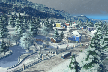 Cities: Skylines Snowfall coming later this year
