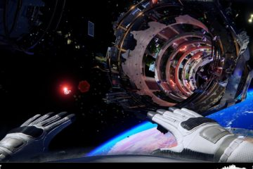 VR Space game Adr1ft releasing on PC on March 28