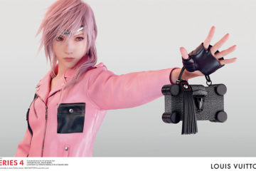 Final Fantasy XIII's Lightning is a new face for Louis Vuitton