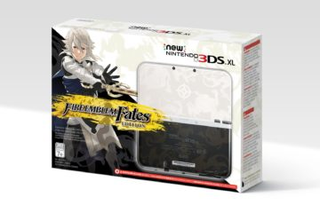 New Fire Emblem Fates Details and Special Edition 3DS Revealed