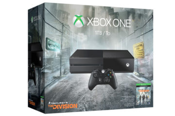 The Division Xbox One Bundle now available to pre-order