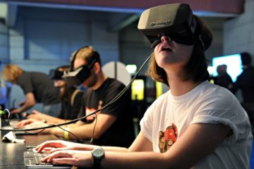 Choice, not Change – The Thoughts of a Young Fogey with Regards to VR