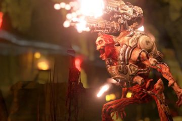 DOOM's single-player campaign will last for around 13 hours, according to id Software
