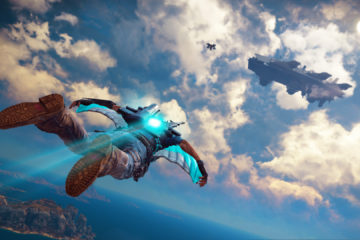 Just Cause 3 gets Sky Fortress content pack, releasing in March