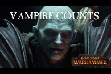 Sega Releases New Total War: Warhammer Vampire Counts Trailer