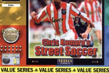 Retro Respawn – Chris Kamara's Street Soccer