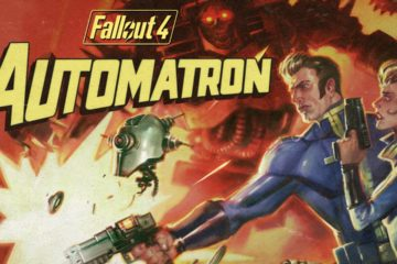 New Fallout 4 Automatron DLC Trailer Released
