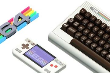 """The 64"" Hopes to Bring Back the Golden Age of the Commodore 64"