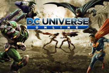 DC Universe Online Finally Makes Its Way Onto Xbox One