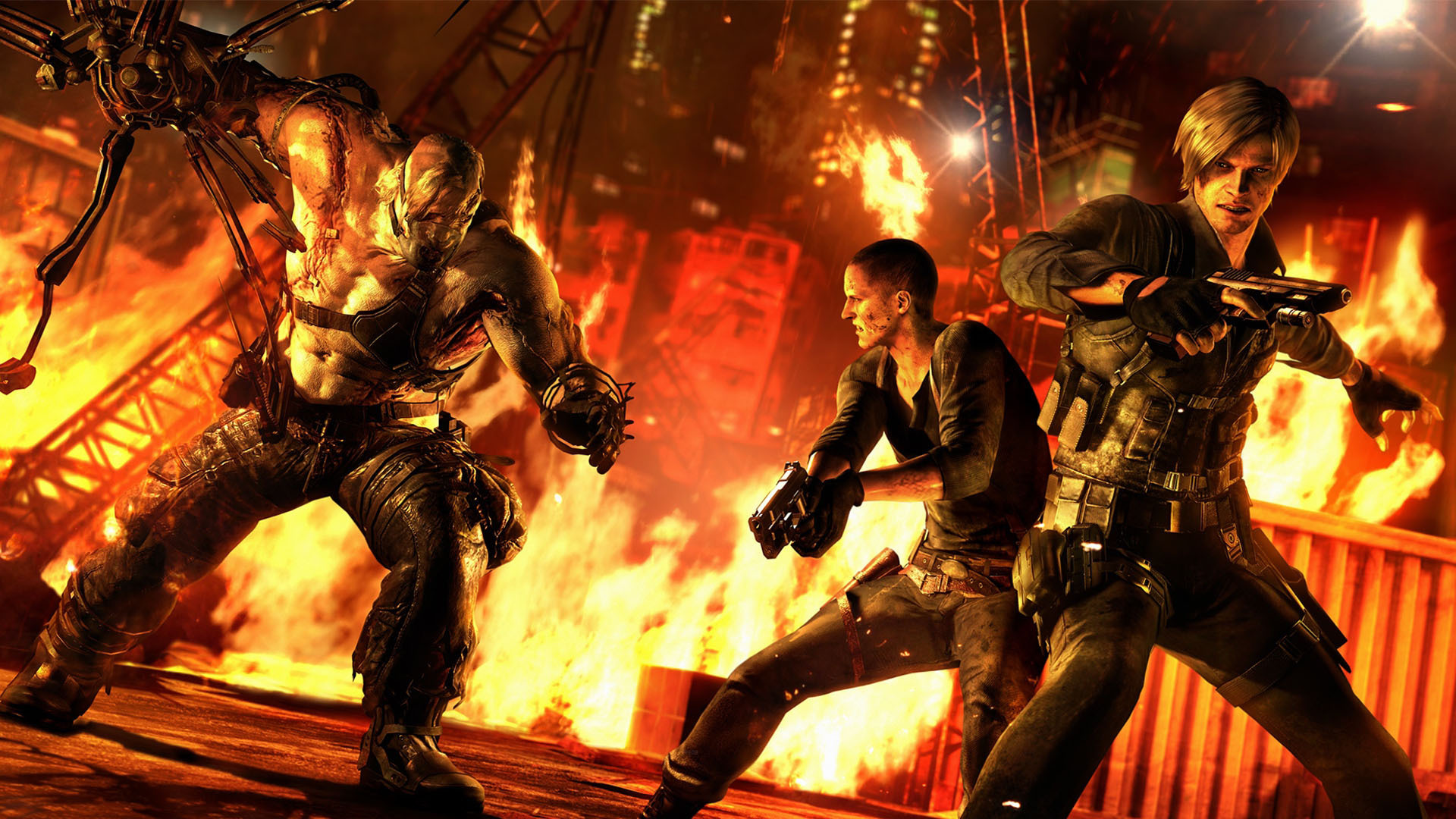 Resident Evil 6 Remastered Review Gaming Respawn