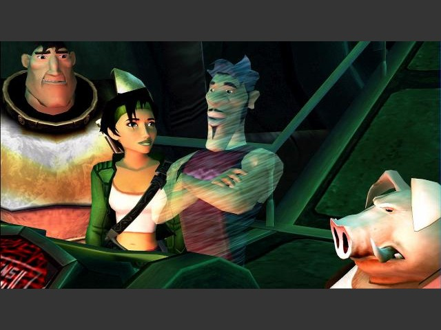 Beyond good and evil 4