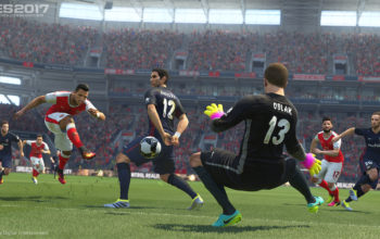 PES 2017 Demo out Today, Includes 9 Teams and 2 Stadiums