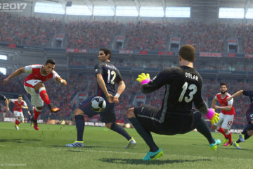 PES 2017 PC Version Will Not Be the Same as PS4 or Xbox One
