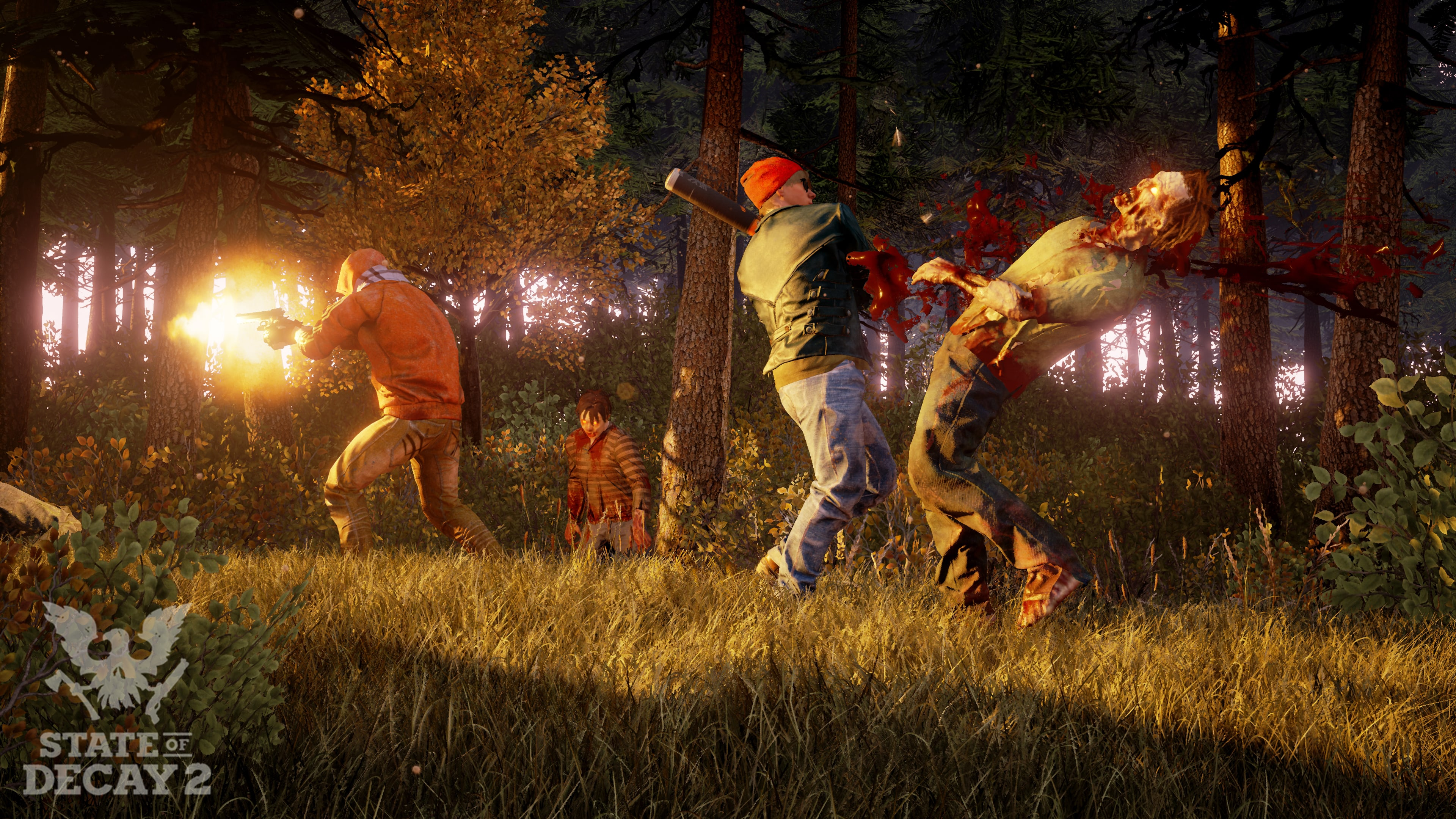 State of Decay - Best Xbox One Zombie Games