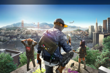 Ubisoft Announce Watch Dogs 2