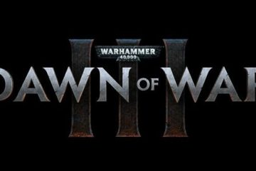 First Gameplay Footage of Dawn of War 3 Released