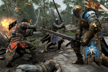 For Honor Coming 14th February 2017
