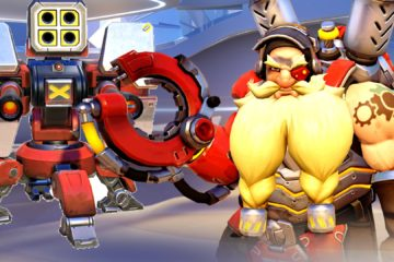 Overwatch's Torbjorn Gets a Nerf On Consoles