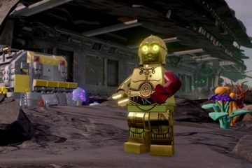 Lego Star Wars: The Force Awakens Free Phantom Limb DLC Level Pack Available Now but Only for PlayStation Owners