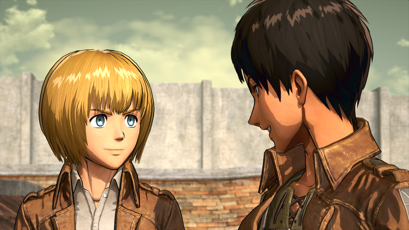 Attack on Titan: Wings of Freedom Review - Gaming Respawn