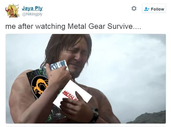 MGS Survive 3