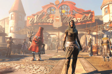 Fallout 4 Nuka-World DLC Gets New Gameplay Trailer