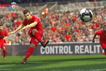 Konami Secure Partnership with Liverpool F.C. for PES 2017