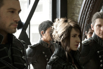 Kingsglaive: Final Fantasy XV Set to Premiere August 23rd