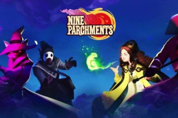 Frozenbyte Announce Magic Based Co-op Game, Nine Parchments